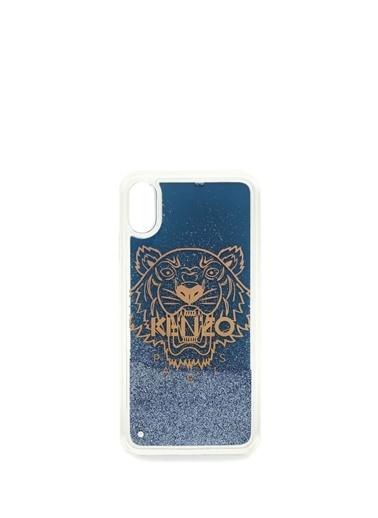 Kenzo iPhone XS Max Aksesuar Mavi
